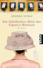 Vitali, Andrea - Die fabelhaften Hüte der Signora Montani: Roman /3
