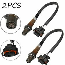 Pair O2 Oxygen Sensor 4 Wire For Holden Commodore V6 3.6L VZ LE0 VE LY7 AU New