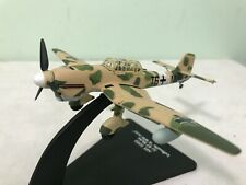 Corgi JU 87 Stuka  Die Cast WW2 fighter plane 1:87 used no box