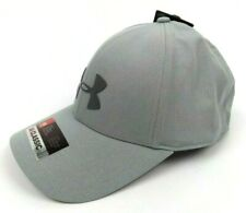Under Armour Cool Switch Classic Fit Men's Golf Hat Grey One Size Fits All
