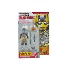 KRE-O Transformers Custom Kreon Mini Figurine Autobot Drift A7839