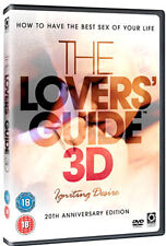DVD:LOVERS GUIDE 3D - IGNITING DESIRE & ENJOY THE BEST SEX  - NEW Region 2 UK