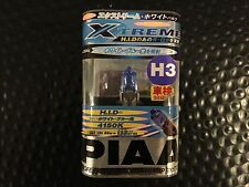 PIAA XTREME WHITE PLUS H3 HALOGEN BULB SINGLE PACK 15286