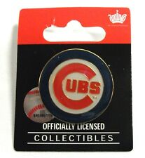 CHICAGO CUBS MLB COLLECTOR LAPEL PIN BY AMINCO FREE SHIPPING