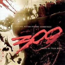 300 [Original Motion Picture Soundtrack] by Tyler Bates (CD, 2007)