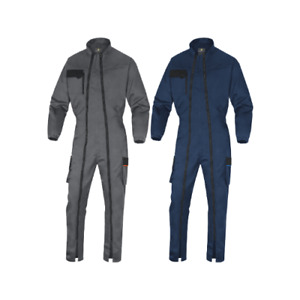 Delta Plus Double Zip Overalls - Coveralls - MACH2 (Panoply)