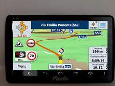 Navigatore Camion Bus PilotOn Android A11S Mappe 2018 TV Online / Google Maps