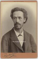 Benjamin Godard (1849-1895)  French violinist, romantic era composer.