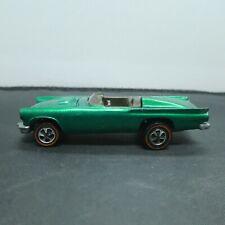 Hot Wheels Red Line Classic Green 57 Thunderbird Mattel 1968