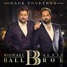 Michael BALL & Alfie BOE Back Together CD UK Edition Greatest Showmen Return