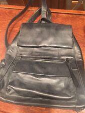 Tignanello Leather Back Pack Purse