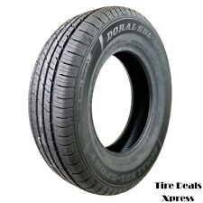 2 (Two) New P195/70R14 Doral SDL Sport 91S Tires 1957014 R14 MPN:DOR25
