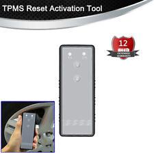 Auto Tire Pressure Monitor Sensor TPMS Relearn Reset Activation V2 Terminator