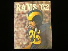 1962 Los Angeles Rams Yearbook