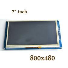 """7"""" inch TFT LCD Display Module 800x480 + Touch Panel + SD For Arduino uno R3 DUE"""