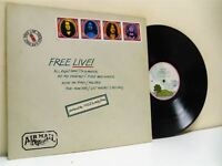FREE free live (1st uk press, envelope cover) LP EX-/VG+ ILPS 9160, with inner