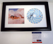 KATY PERRY SEXY SIGNED AUTOGRAPH TEENAGE DREAM CD FRAMED PSA/DNA COA