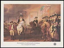 USA (1686o) 1976 SURRENDER OF CORNWALLIS 13¢, 'USA/13c' MISSING FIRST STAMP $450