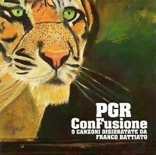 PGR - ConFusione (P.G.R. 9 Canzoni Disidratate Da Franco Battiato) (CD, Album)