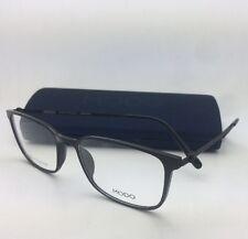 New MODO Titanium Rx-able Eyeglasses 7005 BLK 54-18 18 Black & Matte Black Frame