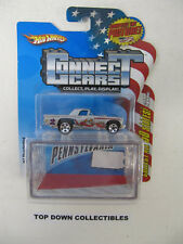Hot Wheels Connect Cars State Of Pennsylvania New In Package 1:64