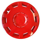 """4x16"""" Wheel trims covers fit VW Volkswagen Sharan 16"""" red"""