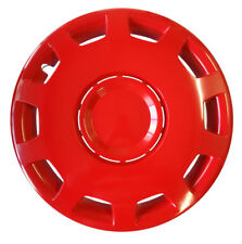"RED  4x15"" Wheel trims covers for VW Volkswagen Caddy 15"" red"