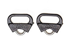 Nikon Genuine Triangular Strap Eyelets and Covers Body Protectors
