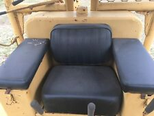 Caterpillar D6B bulldozer NON SUSPENSION SEAT 4 piece Cushion Cat arm rests