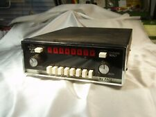 """Vintage Collectible PACE 8-Channel Scanner """"Scan Monitor"""" (Powered Up)"""