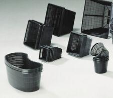 More details for garden pond plant baskets plastic planter pots square round aquatic