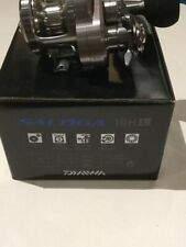 DAIWA SALTIGA 10 H L  6.4:1  LEFT HAND SALTWATER FISHING REEL