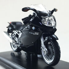 Welly BMW K1200 S 1:18 Scale Die-Cast Collection Toy Motorcycle Model Hobby