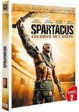 Spartacus Les dieux de l'arène saison 2 intégrale COFFRET DVD NEUF SOUS BLISTER