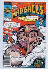 Madballs 10 NM 9.4 Copper Age Last Issue