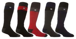 Heat Holders Men's 2.3 tog Extra Long Knee High Thick Thermal Ski Socks 6-11 UK