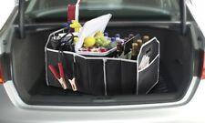 2 Car Boot Organizer Multipurpose Collapsible Trunk Storage Cooler Bag Pocket AU