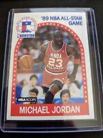 MICHAEL JORDAN 1989-1990 NBA HOOPS '89 NBA ALL-STAR GAME #21 BULLS MInt