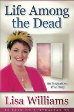 """Life Among the Dead"" by Lisa Williams *LIKE NEW* (Large Paperback, 2009)"