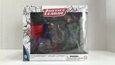 Superman vs Lex Luthor - Justice League Figurine - New in Box 22541