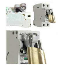 MCB Miniature Circuit Breaker Lock Off Device
