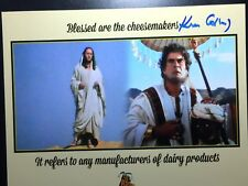 KEN COLLEY SIGNED MONTY PYTHON LIFE OF BRIAN 8x10, COA & MYSTERY GIFT