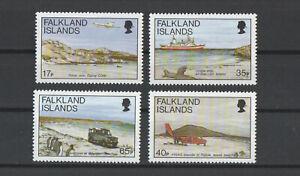 1994 Falkland Island Beaches Postage Stamps