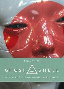 The Art of Ghost in the Shell Hardback By Titan Books2017 NEW
