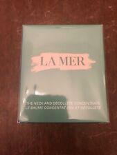 La Mer Neck and Decollete Concentrate, 1.7 oz. Unused New in Box, cream, lotion