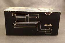 Minolta Slide Copier for Auto Bellows I #384