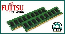 8GB (2X4GB) memoria ECC RAM FUJITSU PRIMERGY TX100 S2 / S3 e mx130 S1 / S2 server