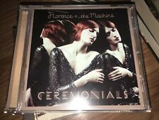 Florence + The Machine ‎– Ceremonials (2011 CD ALBUM)(EX CONDITION)