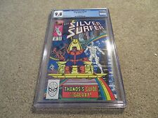 The Silver Surfer #v3 #35 CGC 9.8 1990 Marvel White Pages See My Store