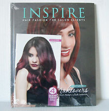 Inspire Hair Fashion Book for Salon Clients Vol. 99 : Makeovers + Celebrities